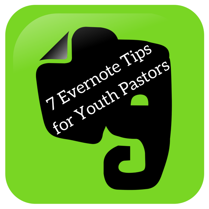 7-evernote-tips-for-youth-pastors