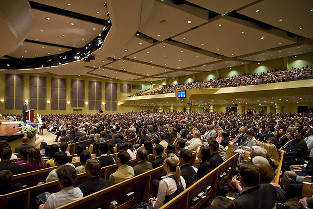Why Your Church Service Is Awesome