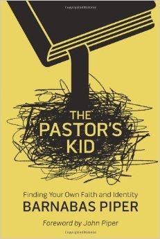 the pastors kid book