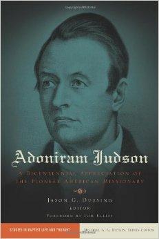 Book Review: Adoniram Judson by Jason G. Duesing
