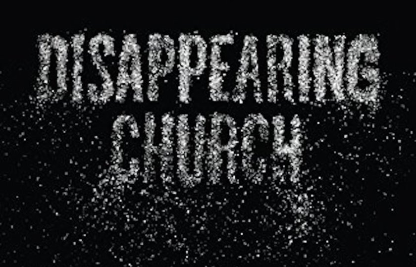 disappearchurch