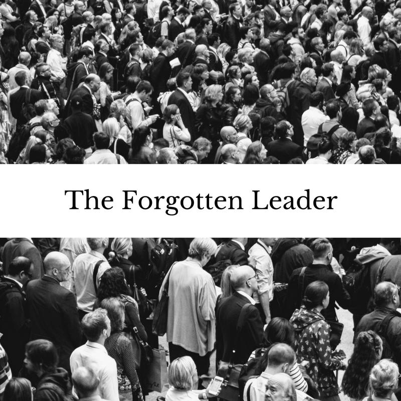 The Forgotten Leader Post