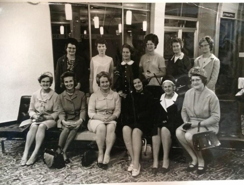 Billy Graham Crusade 1959 - Ladies.jpg
