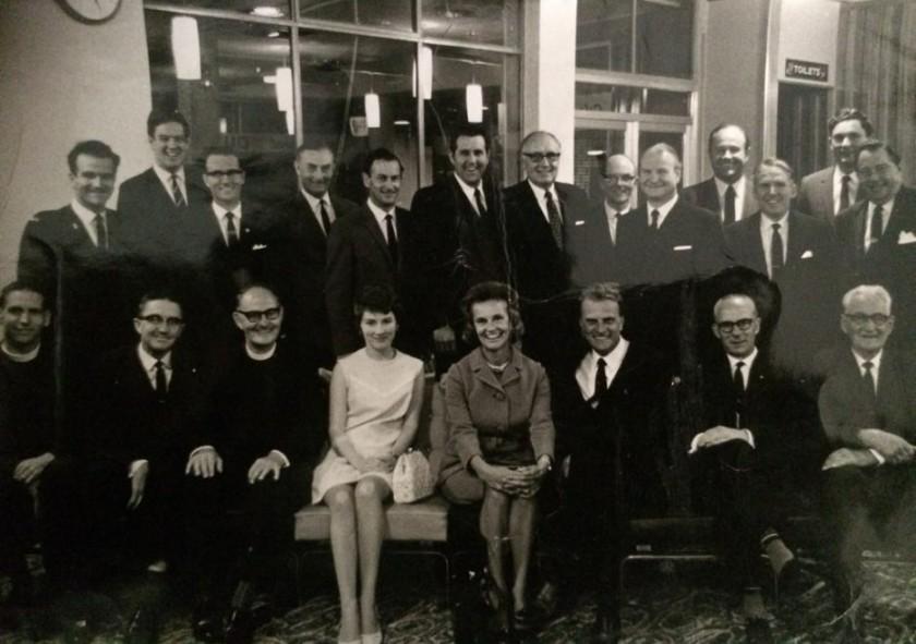 Billy Graham Crusade 1959 - Men