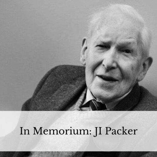 In Memorandum_ JI Packer